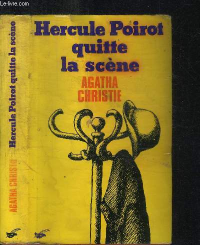 HERCULE POIROT QUITTE LA SCENE / COLLECTION LE MASQUE
