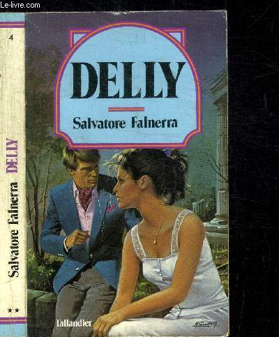 SALVATORE FALNERRA / COLLECTION DELLY N°4