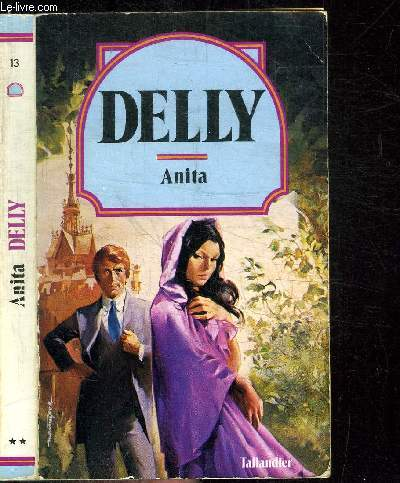 ANITA / COLLECTION DELLY N°13