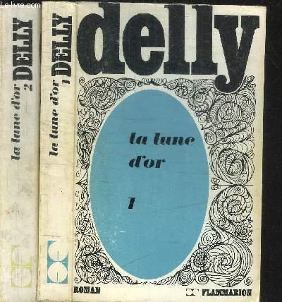 LA LUNE D'OR TOME 1 + 2 - EN 2 VOLUMES
