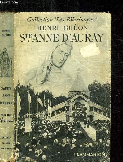 STE ANNE D'AURAY / COLLECTION LES PELERINAGES