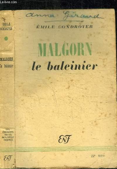MALGORN - LE BALEINIER
