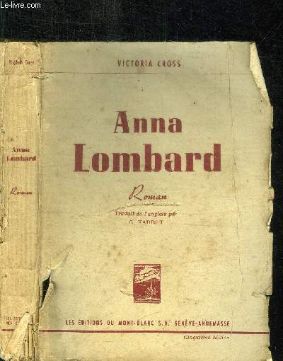 ANNA LOMBARD / 5e EDITION