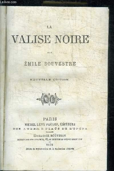LA VALISE NOIRE