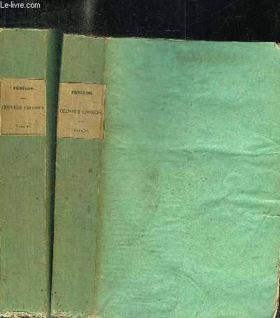 LES AVENTURES DE TELEMAQUE, FILS D'ULYSSE - TOME 1 + 2 EN 2 VOLUMES