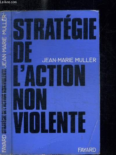 STRATEGIE DE L'ACTION NON-VIOLENTE