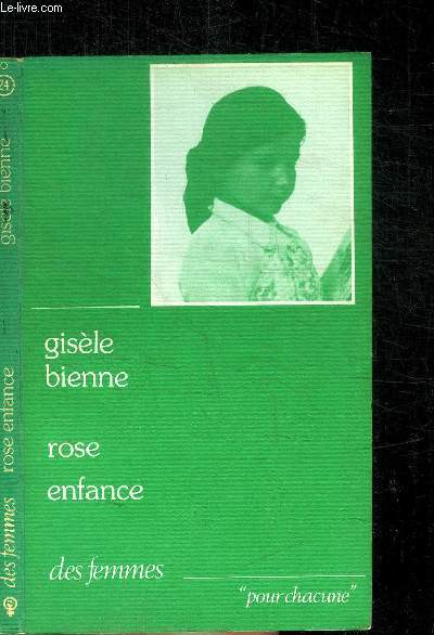ROSE ENFANCE / COLLECTION POUR CHACUNE N°24