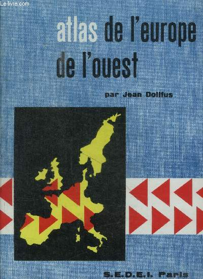 ATLAS DE L'EUROPE DE L'OUEST