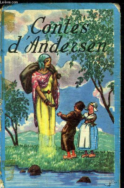 CONTES D'ANDERSEN - COLLECTION BLEUET N°26