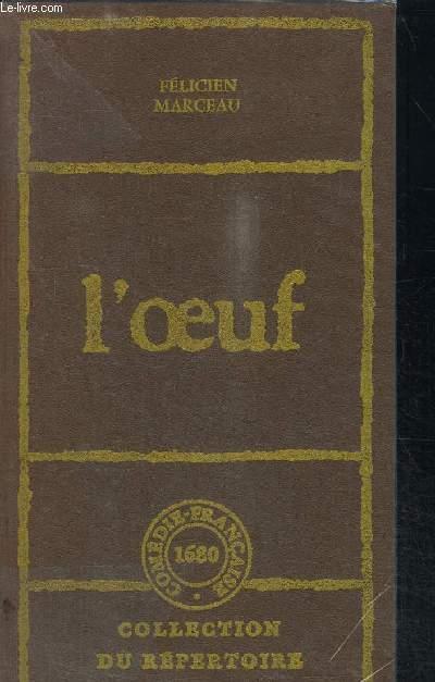 L'OEUF / PIECE EN DEUX ACTES