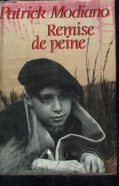 REMISE DE PEINE