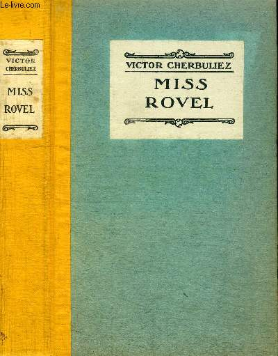 MISS ROVEL
