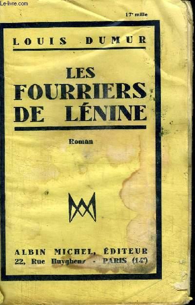 LES FOURRIERS DE LENINE