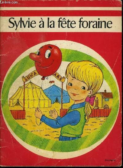 SYLVIE A LA FETE FORAINE