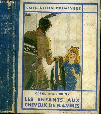 LES ENFANTS AUX CHEVEUX DE FLAMMES