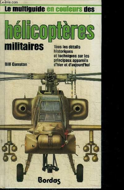 LE MULTIGUIDE EN COULEURS DES HELICOPTERES MILITAIRES