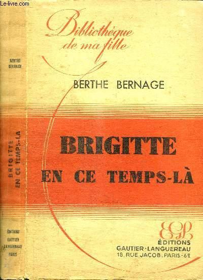 BRIGITTE EN CE TEMPS-LA
