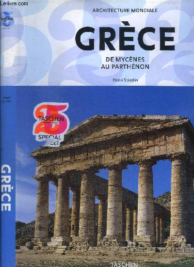 GRECE - DE MYCENES AU PARTHENON