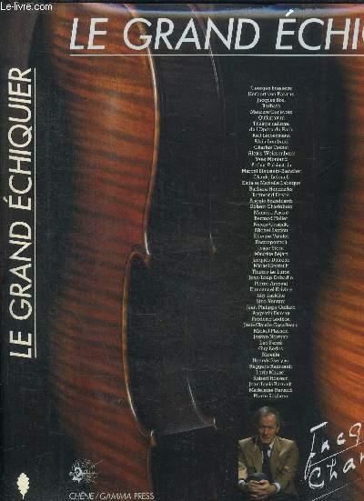 LE GRAND ECHIQUIER