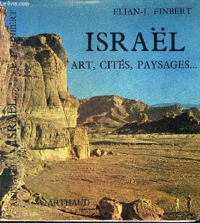 ISRAEL - ART, CITES, PAYSAGES
