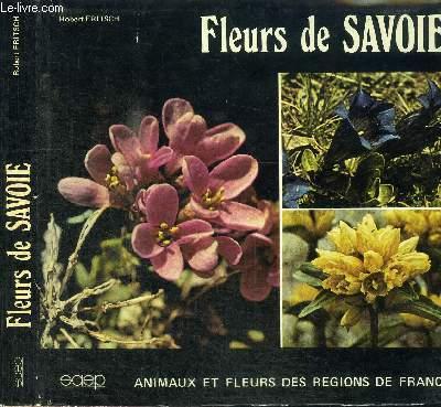 FLEURS DE SAVOIE