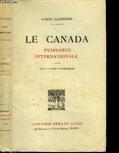 LA CANADA - PUISSANCE INTERNATIONALE