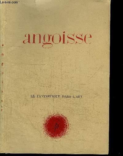 ANGOISSE - LE FANTASTIQUE DANS L'ART - EN FEUILLETS