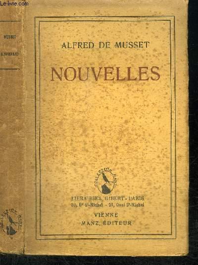 NOUVELLES - Les deux maitresses - Emmeline - le fils du Titien - Frédéric et Bernerette - Margot