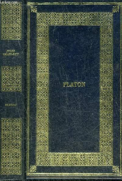POUR CONNAITRE LA PENSEE DE PLATON.