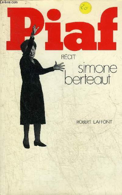 PIAF - RECIT - COLLECTION VECU.