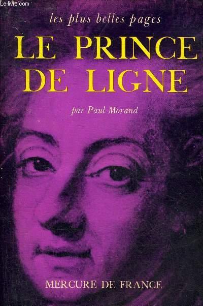 LE PRINCE DE LIGNE - COLLECTION LES PLUS BELLES PAGES.
