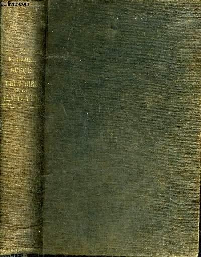 PRECIS DE L'HISTOIRE DE LA REVOLUTION MAI 1789-NOVEBMRE 1795 - PREMIERE SERIE - HISTOIRE DE FRANCE DEPUIS LA REVOLUTION JUSQU'A LA CHUTE DU SECOND EMPIRE - DEUXIEME EDITION AUGMENTEE D'UN INDEX ALPHABETIQUE.
