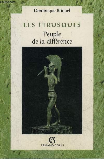 LES ETRUSQUES PEUPLE DE LA DIFFERENCE - COLLECTION CIVILISATIONS.