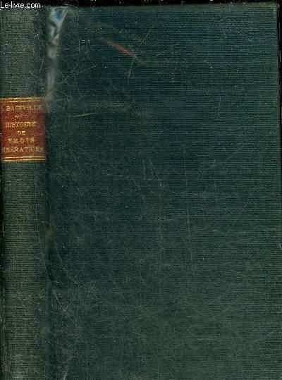 HISTOIRE DE TROIS GENERATIONS 1815-1918.