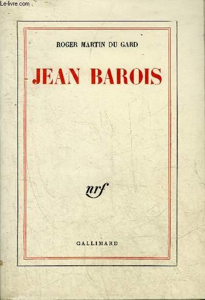 JEAN BAROIS.