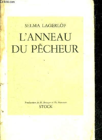 L'ANNEAU DU PECHEUR.