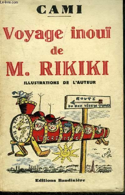 VOYAGE INOUI DE M.RIKIKI.