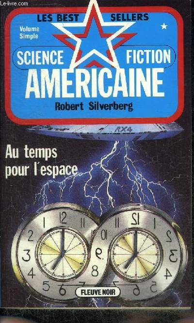 AU TEMPS POUR L'ESPACE - COLLECTION SCIENCE FICTION AMERICAINE N°4.