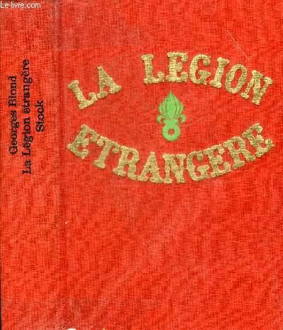 LA LEGION ETRANGERE.