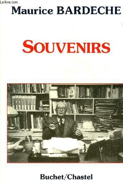 SOUVENIRS.