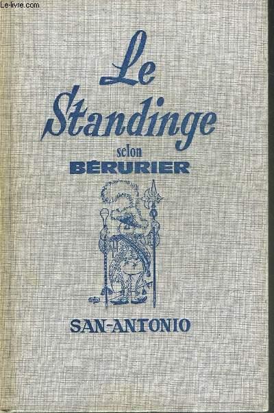 LE STANDINGE SELON BERURIER.