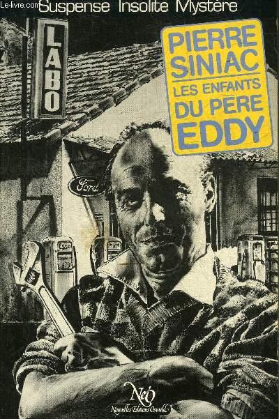 LES ENFANTS DU PERE EDDY - COLLECTION LE MIROIR OBSCUR N°90.