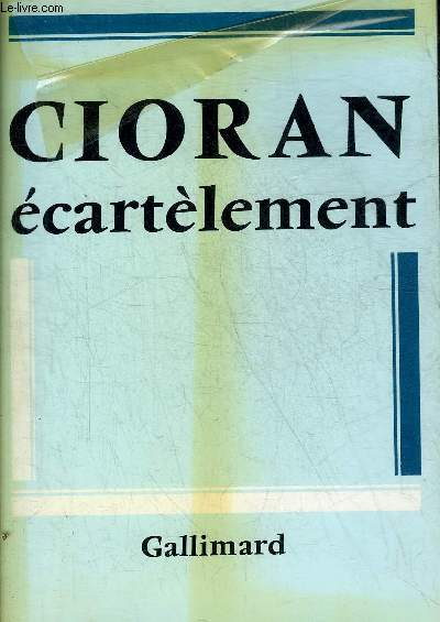 ECARTELEMENT - ESSAIS.