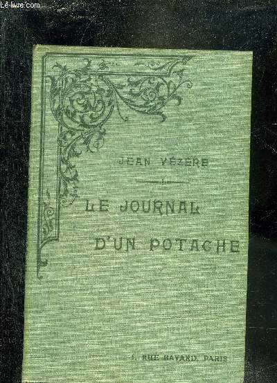 LE JOURNAL D'UN POTACHE.