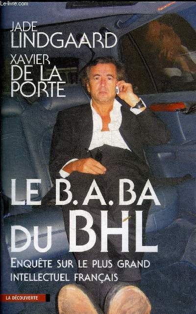 LE B.A. - BA DU B-HL ENQUETE SUR LE PLUS GRAND INTELLECTUEL FRANCAIS.