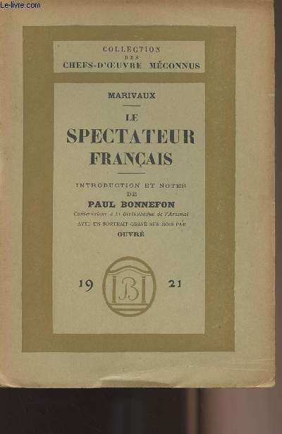 Le spectateur français - collection