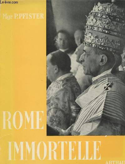 Pages de Rome immortelle