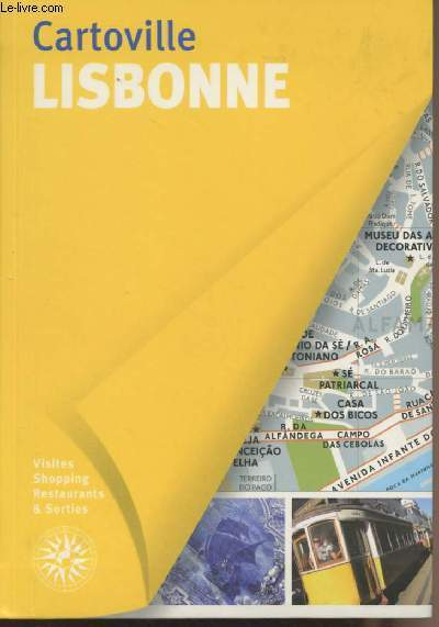 Cartoville - Lisbonne - Guides Gallimard - 14e édition