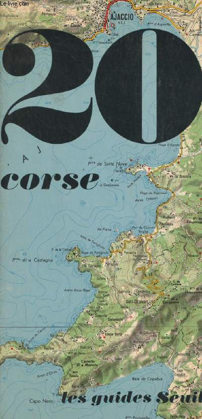 Les Guides Seuil n°20 - Corse
