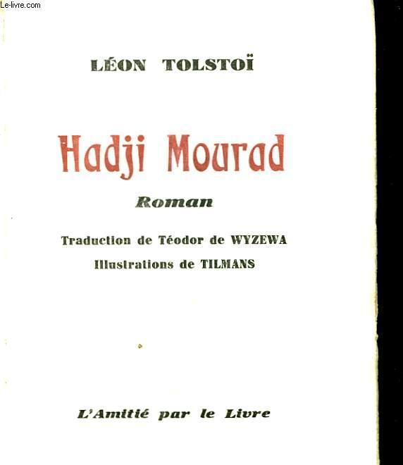 HADJI MOURAD ROMAN